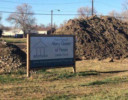 """Site-Improvement Work Underway at MQP """"New Church Site"""""""